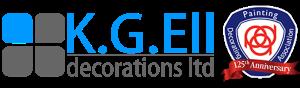 K.G.Ell Decorations Logo